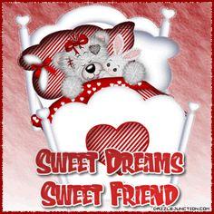 Good Night Sweet Dreams Wishes ❤❤❤ Good Night Friends, Good Night Wishes, Good Night Sweet Dreams, Good Night Image, Good Night Quotes, Good Morning Good Night, Teddy Pictures, Dream Pictures, Good Night Greetings