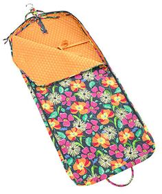 Garment Bag/Vera Bradley Jazzy Blooms #MySuiteSetupSweepstakes