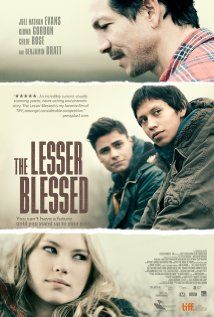 The Lesser Blessed. Written  Directed By: Anita Doran. (6/13/13).
