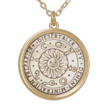 PAGAN SUN TALISMAN PERSONALIZED NECKLACE. HEALTH WEALTH AND SUNSHINE