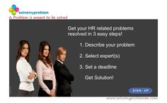 Consult HR Experts on http://www.solvemyproblemm.com/video  #expert #online #counselling #consult #service #HR #JOB