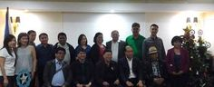 Last December Appraiser Gus Agosto attended the Philippine Association of Realty Consultants & Specialists (PARCS) Annual Election and Membership Meeting held at Tiara Hotel in Makati. Makati City, Guest Speakers, December 17, Real Estate Services, Philippines