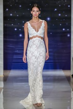 Reem Acra Spring 2016 Bridal