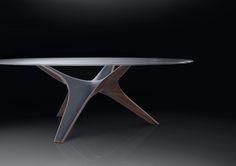 THOMAS POQUET STUDIO - RAY - DINING TABLE - 01