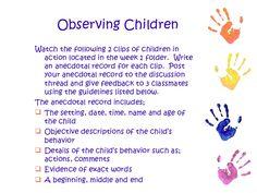 image result for child care observation examples learning  preschool observation essay observing children and writing anecdotal records