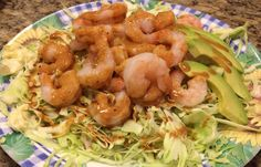 Thai Peanut Sauce using PB2 with Shrimp | Coach Breanne - Take Shape for Life