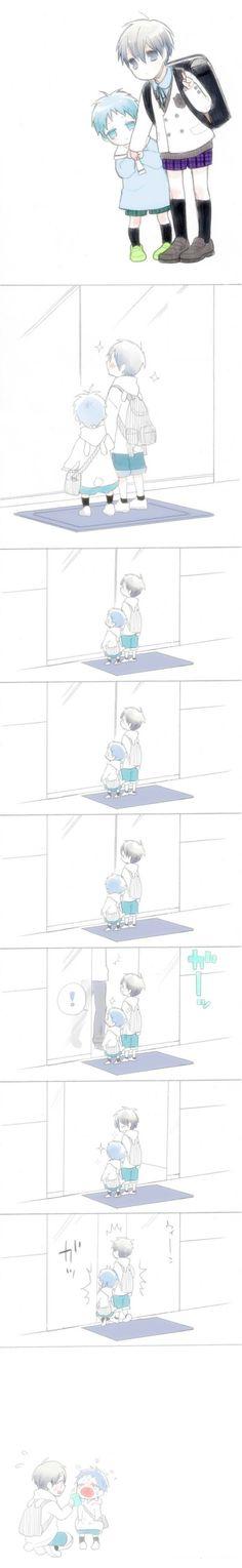 二次元,pixiv,动漫,漫画,Kuroko Tetsuya,kuroko no basket,黑子的篮球,美骚年