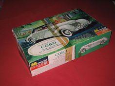Monogram Classic CORD Phaeton Sedan Model No. PC130-300 For PARTS or PROJECT #Monogram Hobby Kits, Cord, Hobbies, Monogram, Personalized Items, Classic, Projects, Model, Ebay