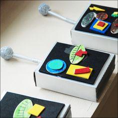 Super munchkins: super hero gadget craft idea