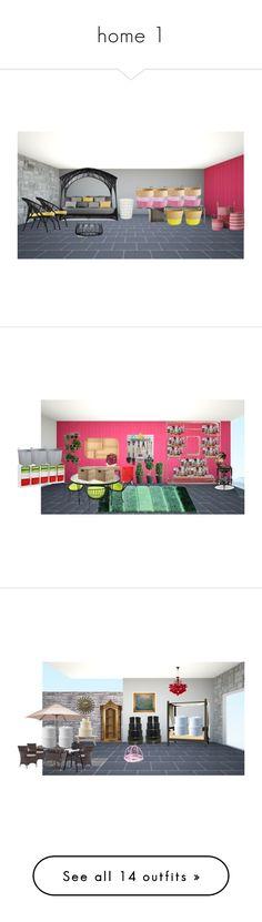 """home 1"" by paradapermitida on Polyvore featuring moda, Pier 1 Imports, Serena & Lily, interior, interiors, interior design, casa, home decor, interior decorating e Rega"