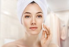 Quite beautiful skin care pin facial for one radiant face skin. Gotta look at this summer skin care tips pin reference 9978212475 here. Best Beauty Tips, Beauty Hacks, Vinegar For Acne, Summer Skin Care Tips, Skin Care Remedies, Acne Scars, Skin Care Regimen, Face Skin, Healthy Skin