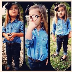 Fashion Kids, that's exactly how my babies will look. Ahhhhhhh! Can't wait!