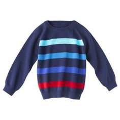 W13 Circo® Infant Toddler Boys' Skull Crew Neck Pullover Sweater $10