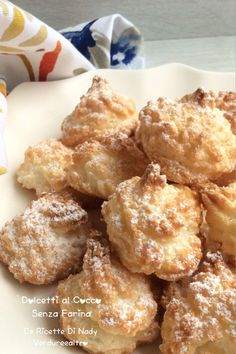 Mini Desserts, Dessert Recipes, Good Food, Yummy Food, Recipe Boards, Dory, Italian Recipes, Christmas Cookies, Food To Make