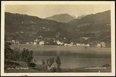 Hordaland fylke Ulvik i Hardanger Utg Narve Skarpmoen 1920/25