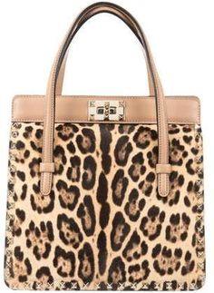 Valentino Ponyhair Rockstud Frame Bag Frame Bag 2beab064220ed