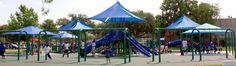 The Playground Without Limits at Alief Park