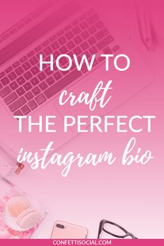 Combat the crappy Instagram algorithm and learn how to craft the perfect Instagram bio that gets your content discovered in a jiffy.