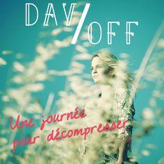 On oublie le stress le temps d'une journée et on prend soin de soi ! #ferie #dayoff #8mai #repos #detente #cocooning
