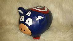 Captain Ameri-pig.