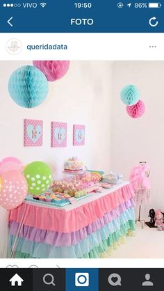 Baby Girl Birthday Ideas Luxury 34 Creative Girl First Birthday Party themes and Ideas First Birthday Party Themes, Girl First Birthday, Baby Birthday, Birthday Ideas, First Birthday Decorations Girl, Cheap Baby Shower Decorations, Frozen Birthday, Unicorn Birthday, Birthday Bash