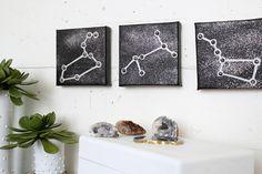 Love this! via DIY Canvas Wall Art | Darby Smart | Decor