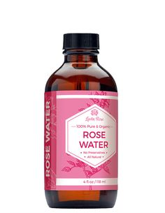 New PURE Moroccan Rose Water for natural skin toning - Alcohol FREE! https://www.levenrose.com/products/moroccan-rose-water-4-oz #beauty #skincare #naturalbeauty