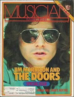 """Cool cover but Jim hated when people said """"Jim Morrison & the Doors"""""""