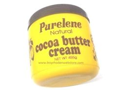 Purelene Natural Cocoa Butter Cream Smooth Clean Healthy Skin Care 455g 260g - Best Jamaica Products & MoreBest Jamaica Products & More