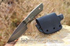 Mainichi Handmade EDC Knife