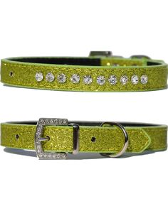 CANDY LIME COLLAR