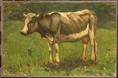 Koe, 1888. Anton Mauve