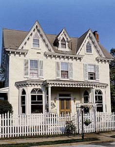 Tour This Shabby Chic Victorian Home