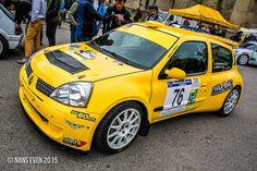 Renault Clio S1600 - Fabien DEPLANCHE / Ludovic MORLET
