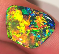 Black Opal Stones x x carats Auction Opal Auctions Neon Colors, Rainbow Colors, All The Colors, Black Opal Stone, The Dark Crystal, Lightning Ridge, Exotic Fruit, Flower Fairies, Opal Auctions