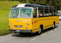 Vw Bus, Classic Motors, Classic Cars, Post Bus, Automobile, Sunflower Art, London Bus, Public Transport, Coaches