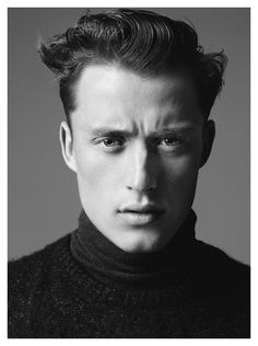 Bastiaan Van Gaalen-  David Sims for Zara Winter 2011