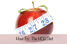 Instructions for all phases of the HCG Diet Plan.