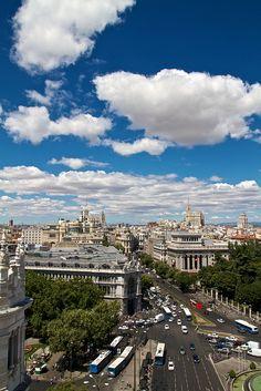 Madrid by Mario Inoportuno, via Flickr