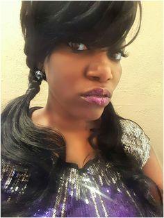 Geisha Miami Dade County Rapper New Black Hairstyles, Miami Dade County, Geisha, Rapper, Drop Earrings, Celebrities, Hair Styles, Fashion, Hair Plait Styles