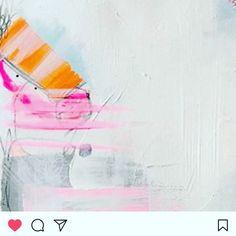 """"""" starten på noget lyst og skønt""""... af @dinpause ...  Få din kunst bredere ud med www.CREATIVES.nu  #billedkunst #maleriertilsalg #creativesnu #appstore"""