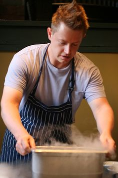 Top Chef Richard Blaise