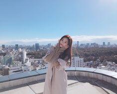 Future Photos, Korean Ulzzang, Yu Jin, Japanese Girl Group, Kim Min, Beauty Queens, Raincoat, Entertainment, Female