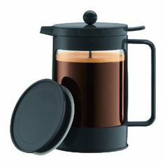 Bodum Bean Ice French Press 1.5 Litre Iced Coffeemaker, 51-Oz. $45 Perfect for me!!!!!!