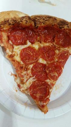 Costco pizza.