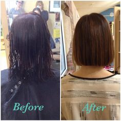 @CitySpa LOVES a good before and after! :)  By Chelsea
