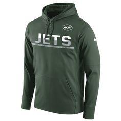 New York Jets Nike Sideline Performance Sweatshirt NWT NFL 2XL Football NY 7ebd352a4