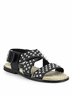 DSQUARED - Studded Sandals