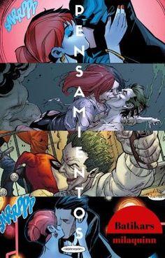 Batman, el héroe de ciudad gótica  Harley Quinn, villana y pareja del… #fanfic # Fanfic # amreading # books # wattpad
