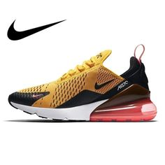 1bf6164c41 Original authentic NIKE Air Max 270 men's running shoes full color classic  outdoor